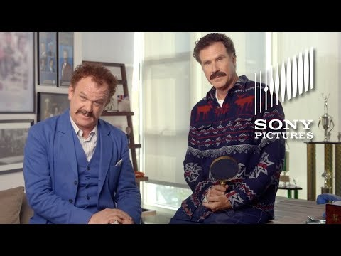Todd - WILL FERRELL / JOHN C. REILLY did a Movember PSA