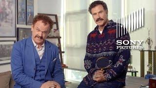 HOLMES & WATSON - Movember PSA