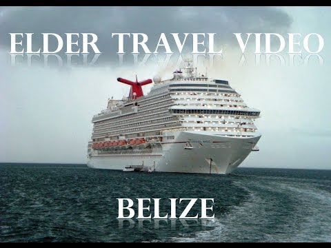 Carnival Magic Tour of Belize October 03, 2013