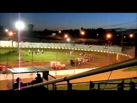 Kutztown Fair Speedway 7/26/12