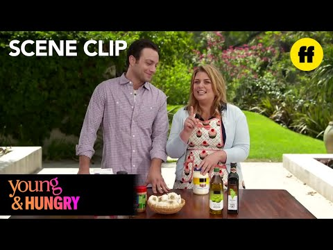 Young & Hungry  Young & Foodie $50 Pantry with Jonathan Sadowski  Freeform