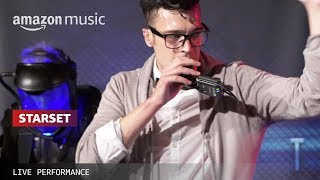 Starset Performs 'The Future is Now' Live for Amazon Front Row | Amazon Music