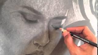 Baixar Raisa Teka-Teki Chalk Drawing by @nooraditama @raisa6690