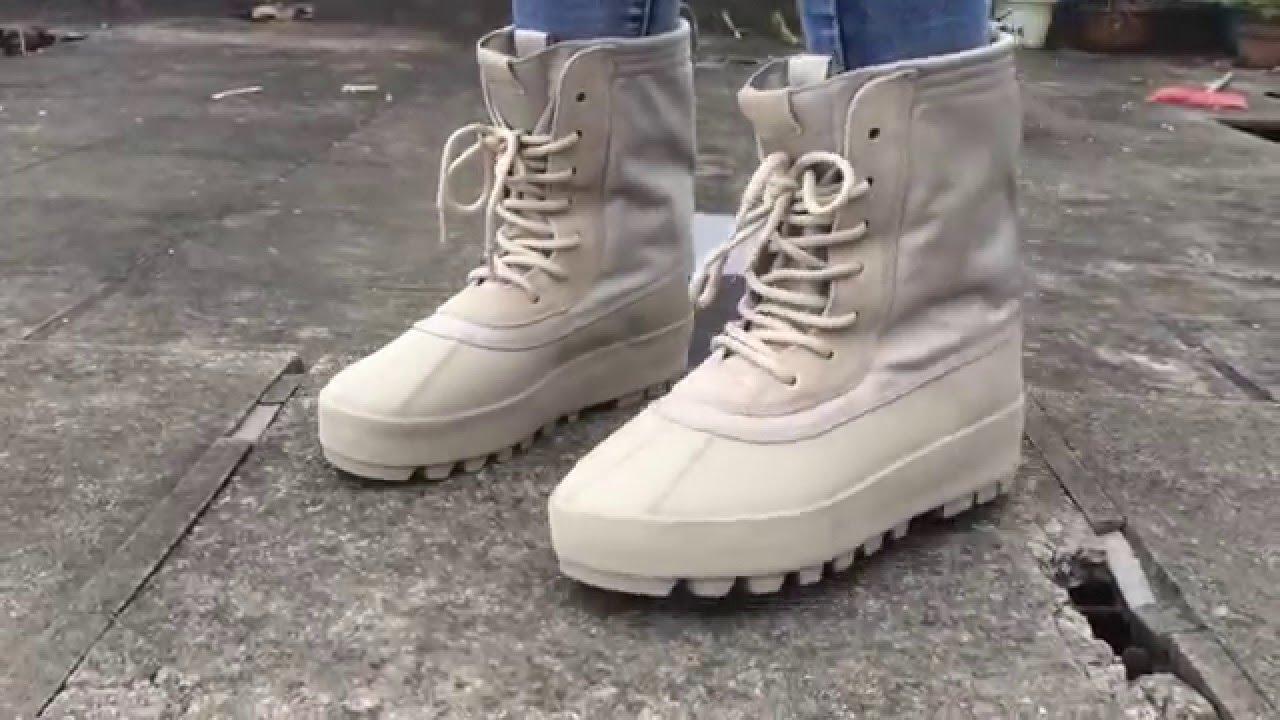 78f870fa84e32 ... adidas yeezy 950 on feet