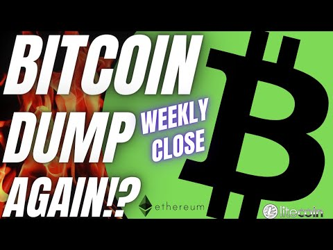 Is The BITCOIN DROP OVER!? Crypto Ethereum Litecoin