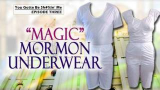 Magic Mormon Underwear