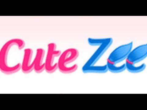 Girl Games EP21: CuteZee.com - YouTube Cutezee