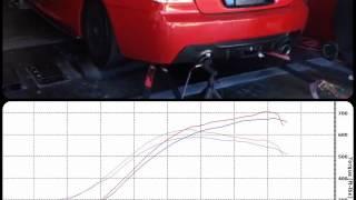 705whp & 622wt BMW n54 335i auto transmission