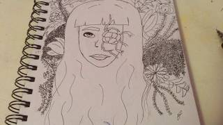 Speed Draw: Mother Nature