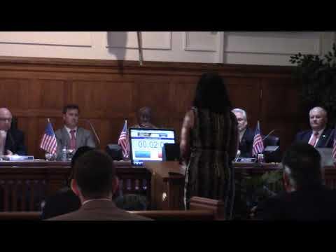 7. CTBH - Concern about curfew ordinance