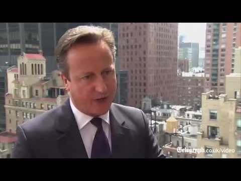 [WATCH] David Cameron Appeals to Parliament to Sanction Military Action Against Isis