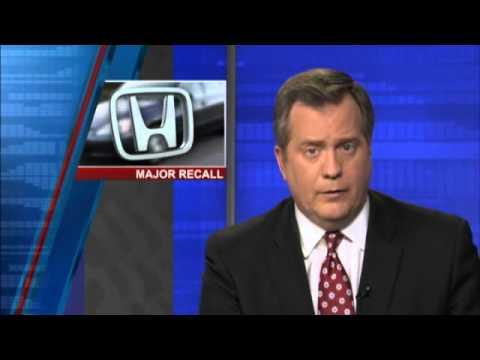 Honda recalling 886,815 Odyssey minivans