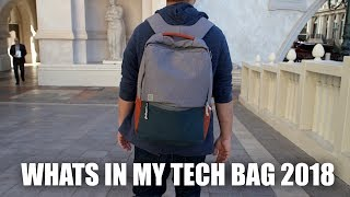 What's in my Tech Bag 2018!