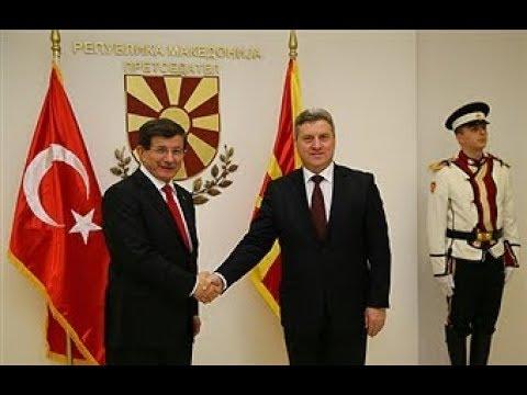 Ish kryeministri turk, Davutoglu për vizitë në Maqedoni