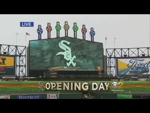 Rain Or Shine, New Things In Store For White Sox On Opening Day