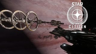 Star Citizen - CitizenCon 2015 - The Start of the Persistent Universe - Gameplay