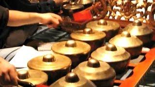 SAMBEL KEMANGI - Javanese Gamelan Music - Wayang Kulit Purwa Ki Kinthil [HD]