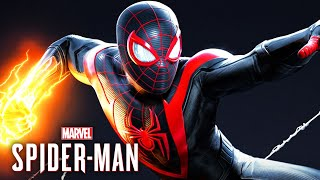 Marvel's Spider-Man: Miles Morales - PS5 Box Art Officially Revealed!