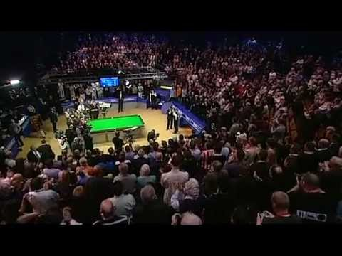 John Higgins Wins 2009 World Snooker Championships