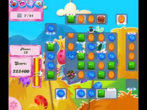 Candy Crush Saga Level 2439 - NO BOOSTERS
