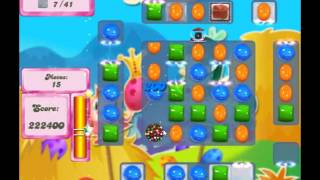Candy Crush Saga Level 2439 - NO BOOSTERS