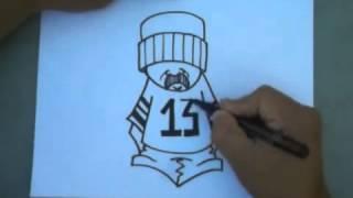 How To Draw Graffiti Wizard