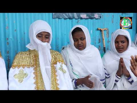 Beautiful Ethiopian Wedding – Ethiopian Orthodox Church -Hailemariam&Serye part 1