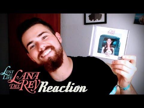 LANA DEL REY - LUST FOR LIFE   ALBUM REACTION / REACCIÓN   MR.GEORGE