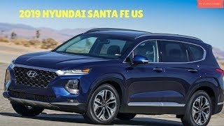 2019 Hyundai Santa Fe US - Interior and Exterior - Phi Hoang Channel.