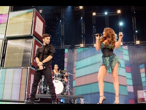 Onirama & Playmen feat. Helena Paparizou - Fisika Mazi/Together Forever (Live @ Mad VMA 2010)
