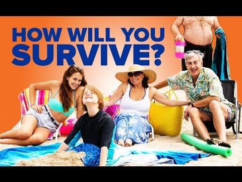 How To Survive Your Family Summer Vacation