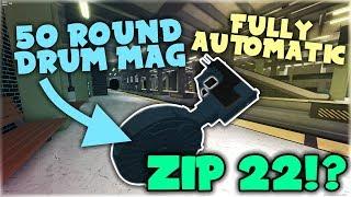 CRAZY NEW ZIP 22 FEATURES (Phantom Forces)