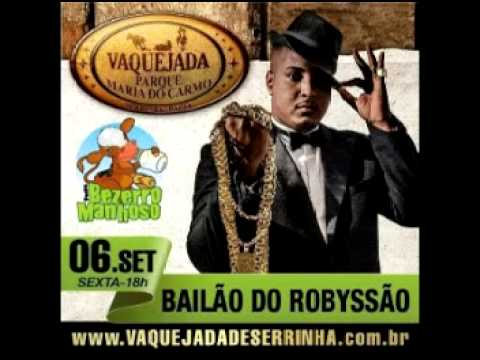 Bailão do Robsão na Vaquejada de Serrinha 2013 TRAVEL_VIDEO