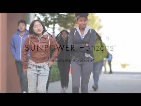 Learn About SunPower Solar Energy Academy