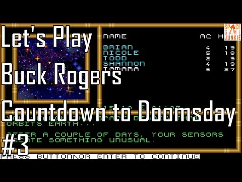 Buck Rogers: Countdown to Doomsday - Finally, Progress - Let