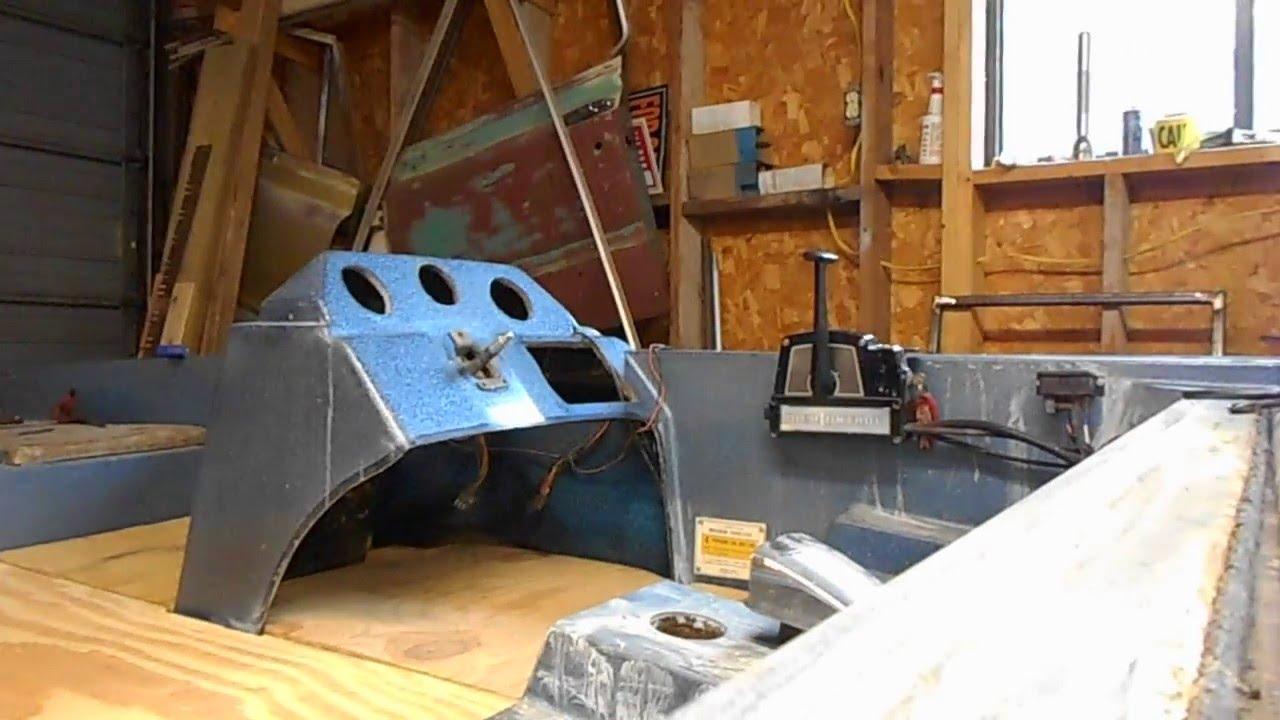 1983 Procraft 1540v Bass Boat Restoration Update 2
