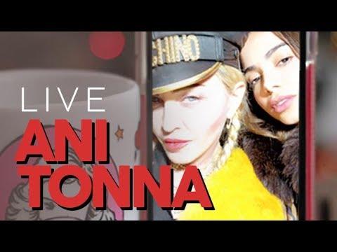 Anitta confirma feat com Madonna: E Agora?  Café
