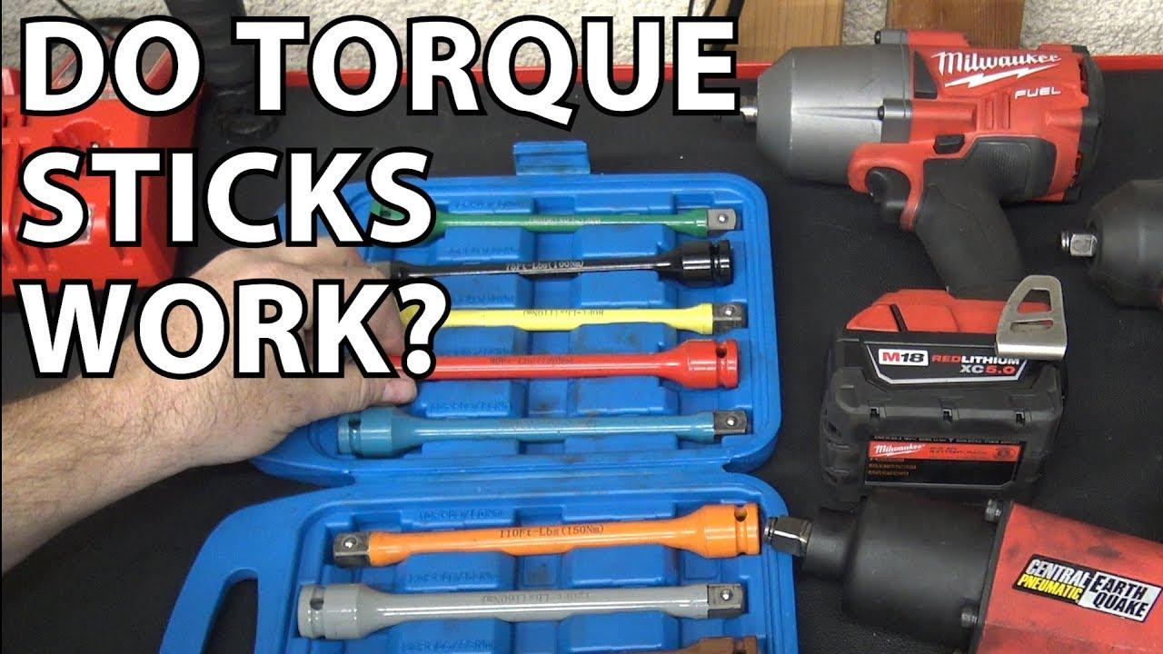 Do Torque Sticks Work