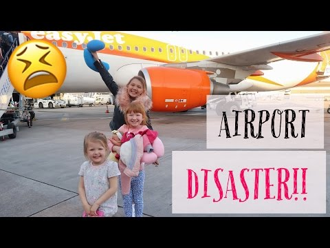 SURPRISE BRINGS ISLA TO TEARS | AIRPORT DISASTER!!