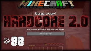 Minecraft Hardcore 2.0 | FTB: Monster | #88 WHEEE-TAH