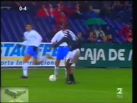 1996 12 03  OCTAVOS Feyenoord 2    Tenerife 4 Copa de la UEFA