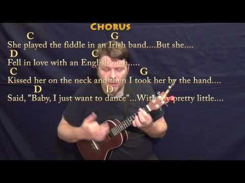 Galway Girl (Ed Sheeran) Ukulele Cover Lesson in G with Chords/Lyrics