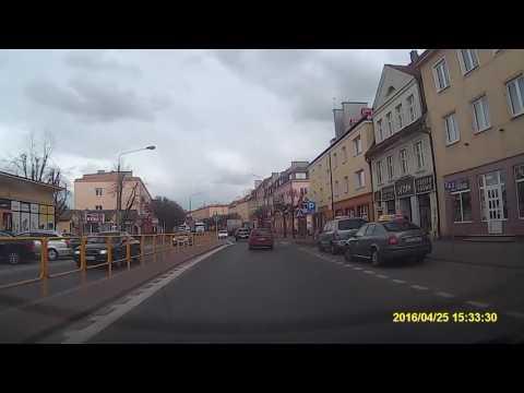 DRIVING EUROPE. XX. Ostróda - Łomża. Lagos Mazurskie.