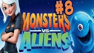 Monsters vs. Aliens - Walkthrough - Part 8 - Mind Blowing (PC) [HD]