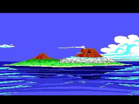 Leisure Suit Larry 2: Goes Looking for Love (In Several Wrong Places) (PC, Intro) |