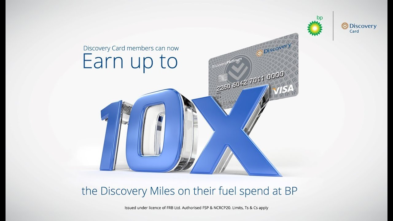 Earn up to 10X more Discovery Miles just by filling up at BP