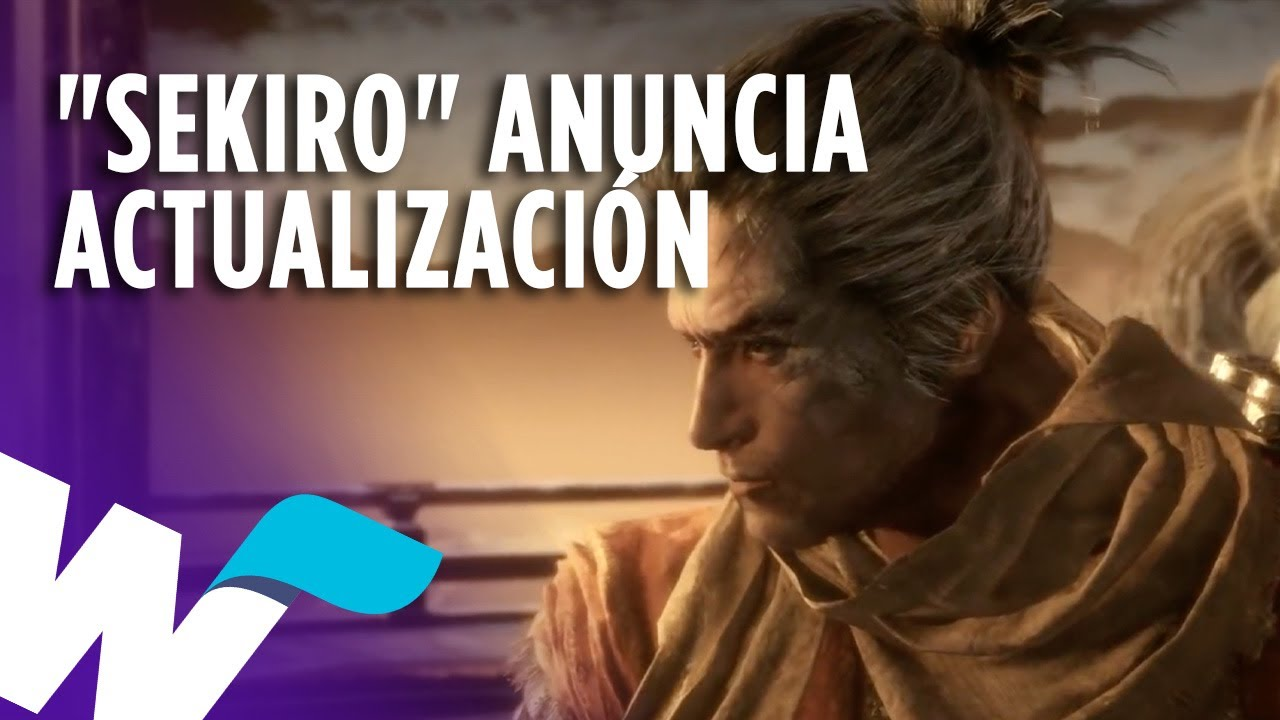 """""""SEKIRO"""" ANUNCIA ACTUALIZACIÓN PARA OCTUBRE Y MÁS NOTICIAS DE ESPECTÁCULOS."""