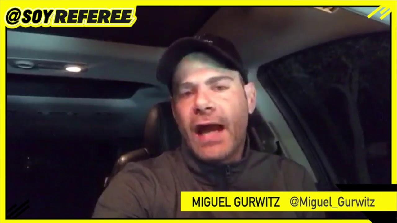 Miguel Gurwitz Y Su Esposa