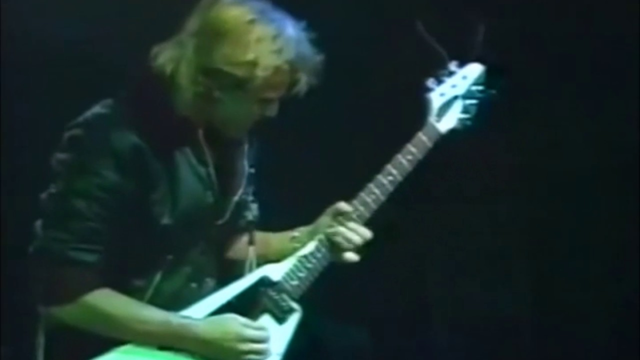 Michael Schenker Group-  Into The Arena (1981)