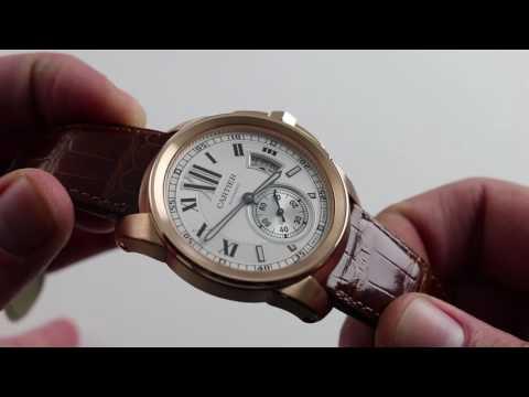 Cartier Pasha Seatimer Chronograph Ladies - Stainless Steel/18k Rose Gold - W3140004 - Xref: W2108 von YouTube · Dauer:  1 Minuten 5 Sekunden